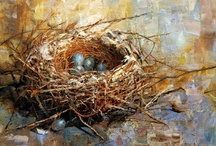 Art Birds and Nests / by Joanne Jackson