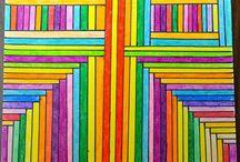 maths art ks2