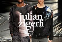 Julian Zigerli『Point Fingers and Call Names』Collection. / http://blog.raddlounge.com/?p=42022
