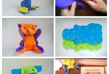 Craft Ideas for Snaps / Ok, you've finally got your pliers or press and a ton of snaps. Maybe you originally purchased them to add snaps to your baby cloth diapers.  But what else can they be used for?  Here are some awesome ideas.  Some of the pins link to tutorials; others link to snap-related products that you can try to make yourself.  For more creative uses, visit http://www.kamsnaps.com/101-Uses-for-KAM-Snaps-60.html.  Send your ideas, photos, links, or tutorials to sales @ kamsnaps.com (remove the spaces).