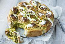 Baking / Alt fra Boller & Brød til enkle godskaer