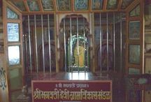 Bhagwati Devi Temple / Bhagwati temple located at Dhamapur between Kudal and Malvan is one of the nine temples, which is deeply worshipped by the residents of this region.