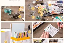 SU - Project Life / Stampin Up, project life, Becks Higgens