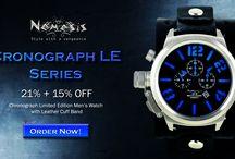 Chronograph Men's Watches