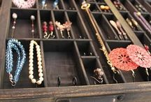 organization: jewelry / by Sasha Madden