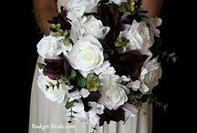 Wedding Ideas- Flowers and Centrepieces