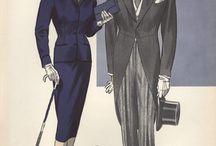 50s mens fashion