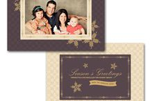 Christmas Cards Inspiration / by Candid Apple Photography & Design