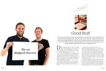 Deadgood PR / Our Deadgood products have secured front cover exposure and prime editorial positions within leading consumer and trade publications across the globe.   Alongside this our company has received some pretty good air time too.   We're pleased to share some of the stand out moments here.