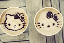 Coffee Art / by Theresa Miller
