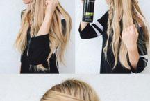 ideas peinados