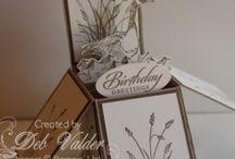 Card in a Box / by Marsha Bichler