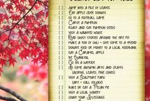 Bucket Lists / by Mary Murchie