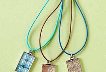 Jewellery creations