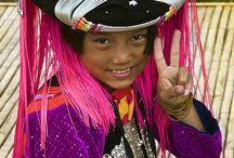 Myanmar Travel, Textiles and Traditional Dress / Inspiration for Travel, Textiles and Traditional Dress in Myanmar