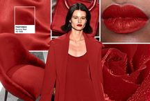Rouge Inspiration / Juwelo s'inspire du monde de la mode pour vous proposer des bijoux en or et en argent sertis de pierres fines et précieuses véritables qui s'accorderont à vos plus belles tenues de couleur rouge.