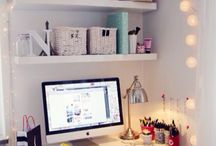 Teen desk ideas
