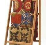 wooden displays