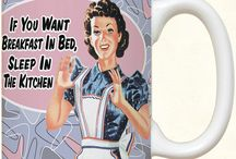 Vintage Humor / Vintage ladies have sass and it's hilarious. Here are a few of our favorite laughs!