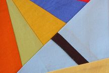 Signs, Symbols and Figures / Umbrella Quilt