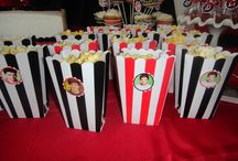 One Direction / One Direction theme birthday party ideas & cake