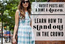 Bloggy Blog Blog / by Dawn VanDeuren