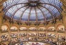 Shopping à Paris