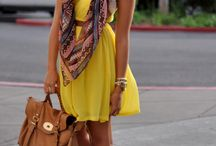 keltaiset vaatteet