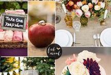 J&R autumn wedding