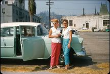 Classic Photos of the 1950s / A really cool look back at the decade that was the 1950s.