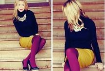 Fashionista / by Haley Dyar