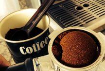 Coffee / Uma das minhas paixões traduzidas em sabor, cheiro e misturas lindas