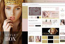 Design Style / by LiveBrilliantlyToday