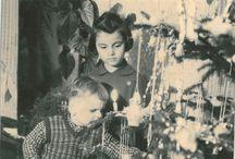 Historické zábery - Moje staršie fotky / Z rodinného archívu