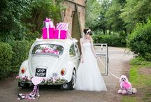 Perfectly Pink Wedding Inspiration / Perfectly Pink Wedding Inspiration