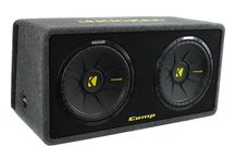 Kickin' Sound / Create the mobile entertainment hub of your dreams with Kicker car electronics!