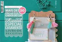 Love Crafts / Projects on magazine