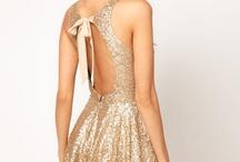 sparkly dress, anika wedding