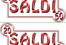 SUMMER SALES / SALDI SALE VERKAUF SOLDES SALDOS