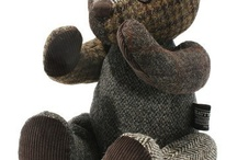 teddybear   (made of fablic)