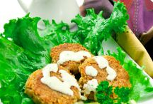 Falafel! / Various recipes featuring falafel. / by Eden Foods