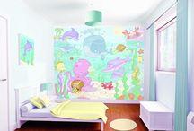 Tapeturi camera copilului / Numeroase forme si imagini de tapet pentru camera copiilor http://www.babyplus.ro/camera-copilului/tapet/