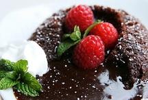 Life is short, eat dessert first!