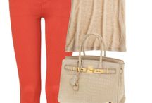 What to Wear with Coral