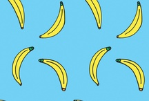 wallpaper Banana