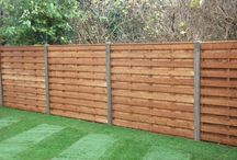 privacy fences and lanscaping