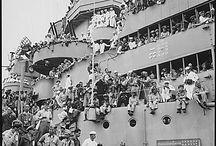 War-WWll  1939-1945 / by Carol Frey