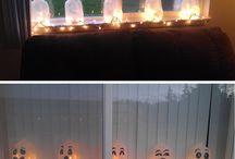 Halloween,jul,nyttård
