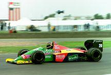 F1 Benetton