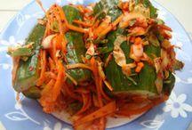 Корейские рецепты